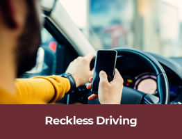 Os Banner Reckless Driving